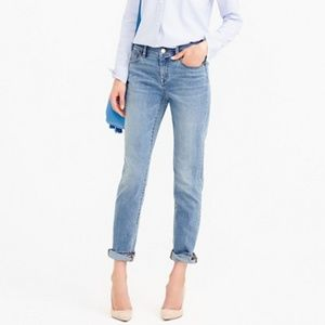 J Crew Slim Broken In Boyfriend Jean - 30